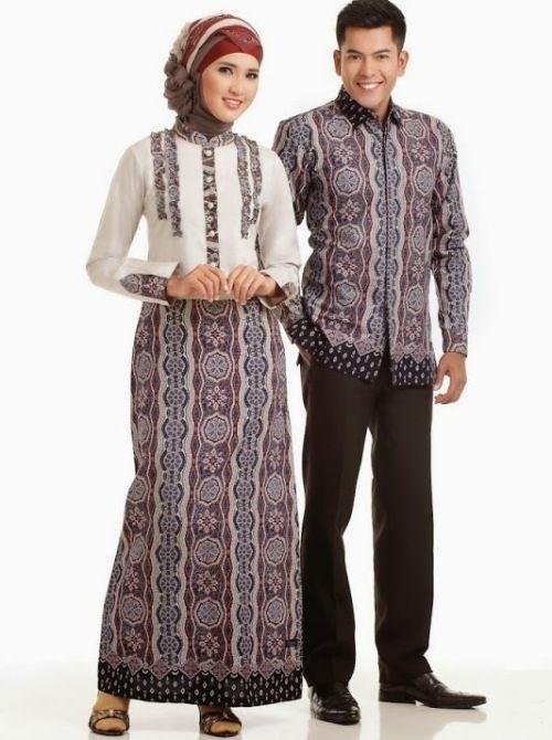 Model Busana Muslim Couple Formal