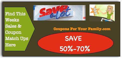 SaveALot Coupon Matchups July 26 - Aug 8: Mac & Cheese Shapes $.50, J Higgs Potato Chips $1.49 and more : #GroceryStores, #SaveALot, #Stores Check it out here!!