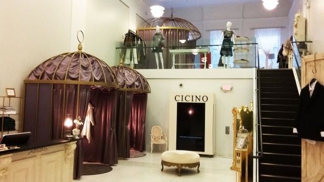 CICINO Opens on West Hastings Street skirting the 'Luxury Zone'. Shot on location in Vancouver, BC. All photography by Helen Siwak.