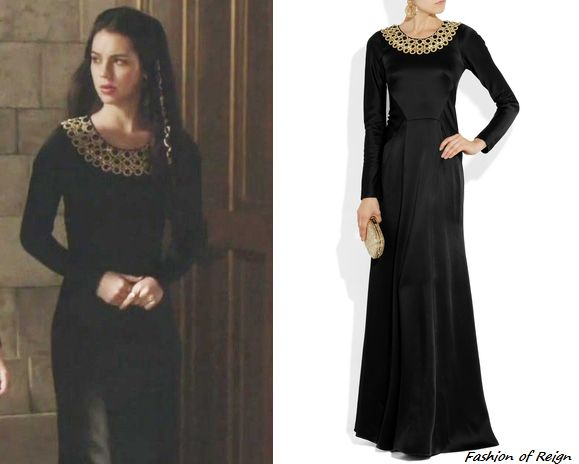 the CW's Reign Fashion Style : Photo