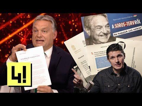 ELKÉPESZTŐ - Élő adásban omlik a Fideszre a Soros-valóságshow      444.hu Botos Tamás, 2018.01.24.