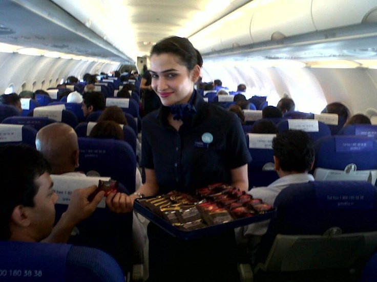how to become cabin crew in india