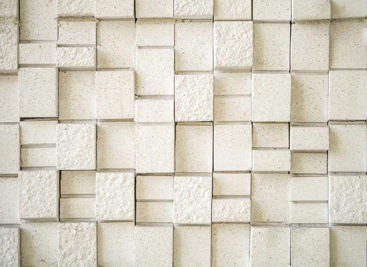 How to Make Fake Stone With Styrofoam - wailing wall