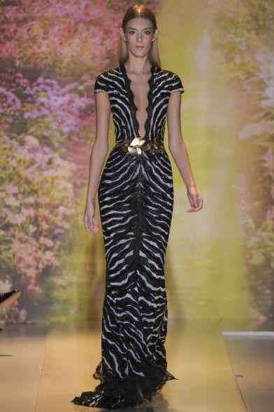 Zuhair Murad - Haute Couture Spring Summer 2014 - Shows - Vogue.it