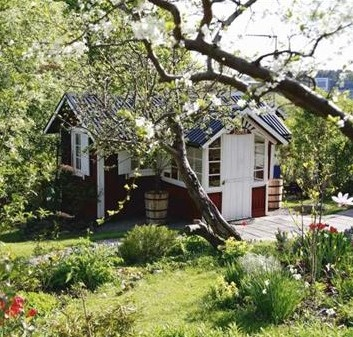 Summer cottage in Stockholm city area!
