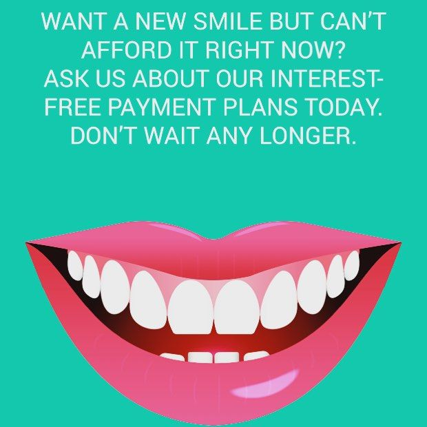 Call us today on 5441 4441 to find out about our interest-free payment plans. #dentist #bendigo #claritydentalbendigo #paymentplans
