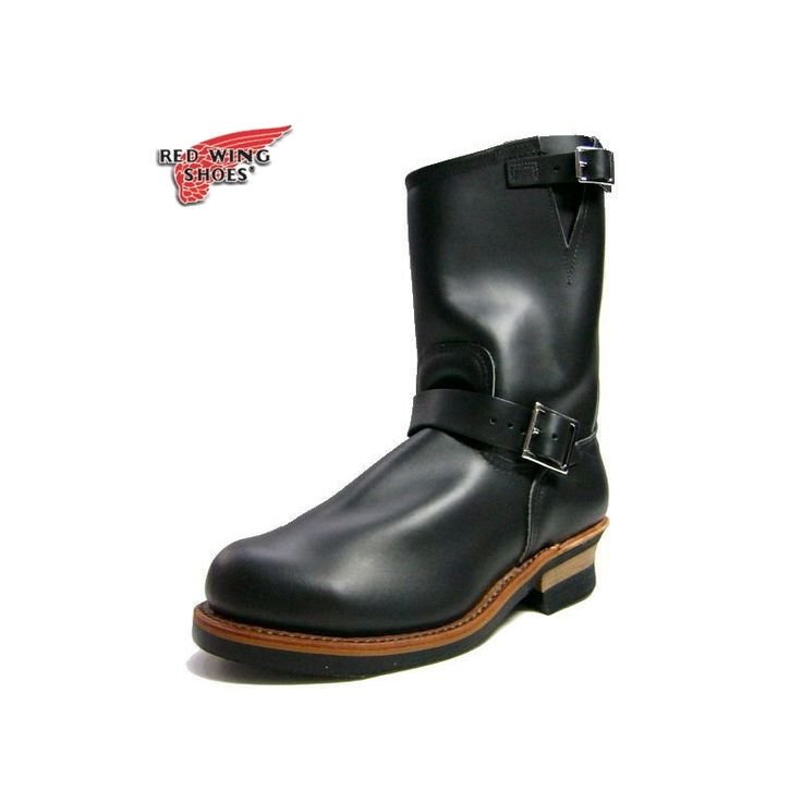 BOTAS RED WING 2268 ENGINEER - SpacioBiker