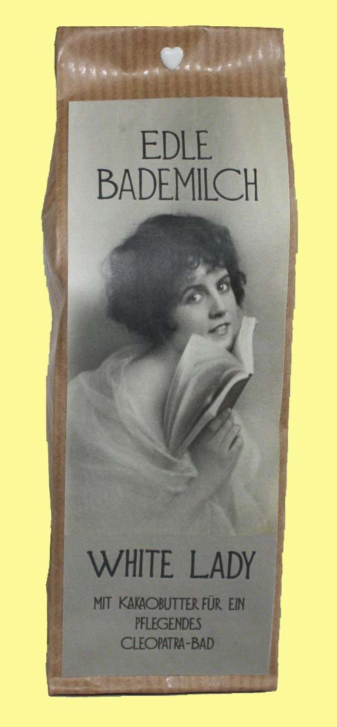 Bademilch White Lady