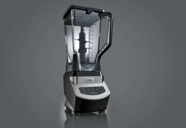 The Ninja® Professional Blender gives you a professional, hassle-free blender with outstanding performance and a sleek design.