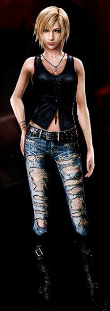 Aya Brea - The 3rd Birthday - Parasite Eve 3