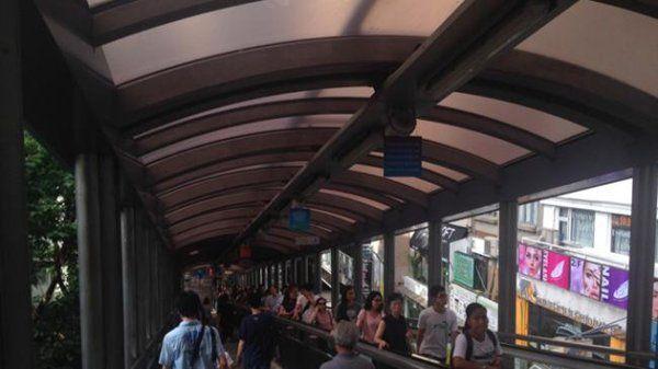 Menikmati Hong Kong dengan Eskalator Sepanjang 800 Meter - Yahoo News Indonesia