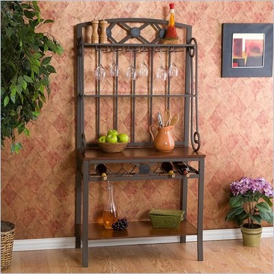 Hard task to find a bakers rack for a cabin.  Any ideas?