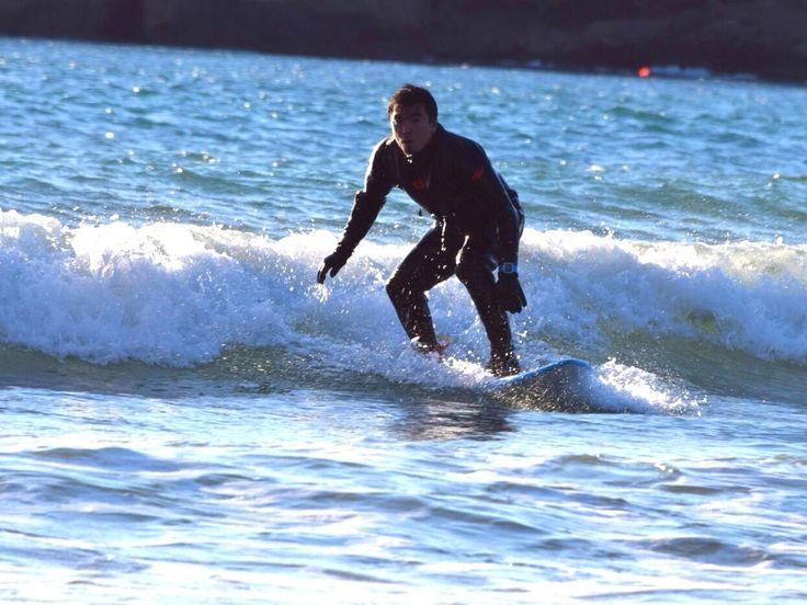 レジャーじゃない、サーフィンを体験してください。   毎日のスクール風景   最新情報   サーフィンスクールBEACH(ビーチ)