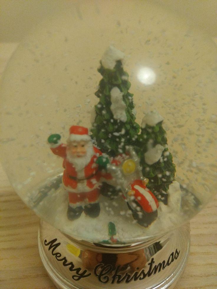 M s de 25 ideas incre bles sobre bola de nieve en - Bola nieve navidad ...