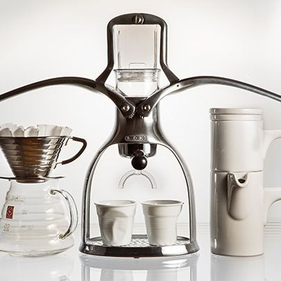 Fancypants coffee joints shouldn't have all the fun. To bring the coffee-geek experience home, we rounded up the best (and coolest looking) gear for making the most of your home brew.