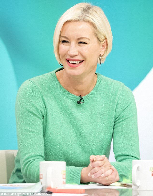 Black #Cosmopolitan Denise Van Outen turned down £500,000 for Playboy shoot   #CountercultureOfThe1960S, #HughHefner, #MassMedia, #Playboy, #Publishing, #SexIndustry, #SexualRevolution, #ThePlayboyClub         She earned herself her blonde bombshell status after posing for a number of lads' magazines. However Denise Van Outen has now revealed she was once offered £500,000 to pose topless for Playboy – but turned it down, as she was worried her children would