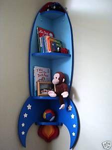 rocket shelf idea