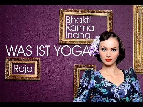 Livestream Mo. 06.03. um 18 Uhr - Was ist Yoga?