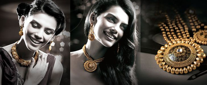 Tanishq- Indian Jewellery collection