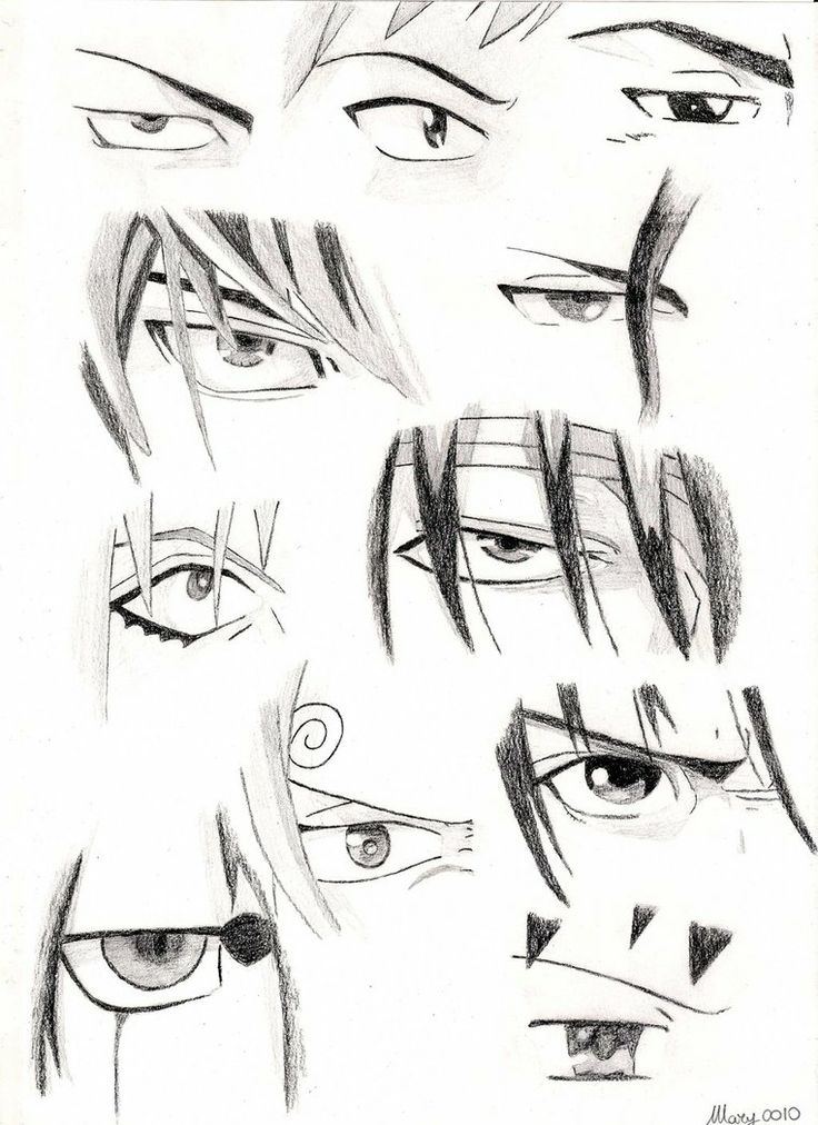 Anime Characters Eyes : Best images about drawing on pinterest drawings