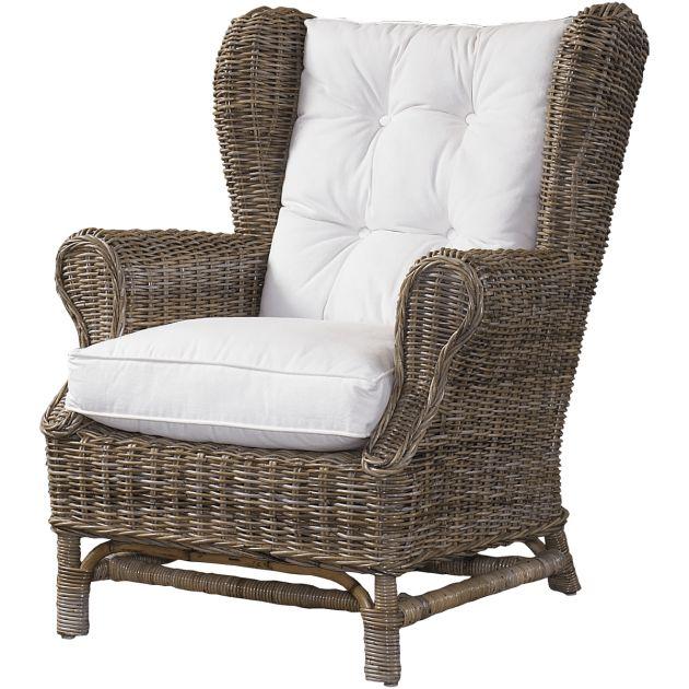 Padma's Plantation -Kubu Wing Chair