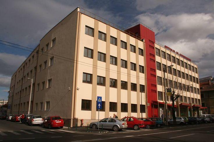Spitalul Sf Constantin in Brașov, Brașov