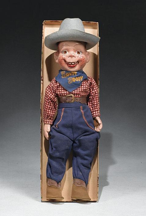 1950s Effanbee Dolls Howdy Doody