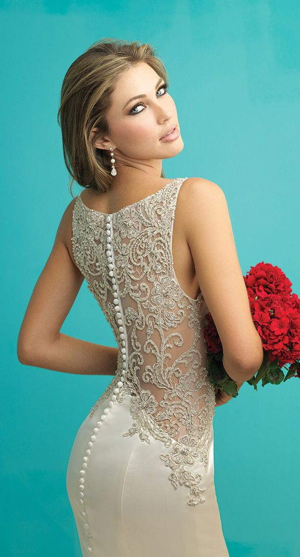 Allure Bridals Fall 2015 - Belle The Magazine