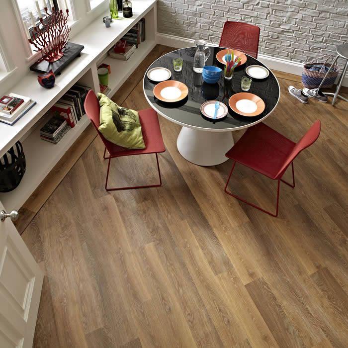 Karndean Knight Tile Classic Limed Oak KP97 Vinyl Flooring