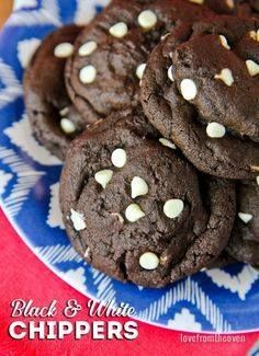 Just like Paradise B Just like Paradise Bakery Black And White...  Just like Paradise B Just like Paradise Bakery Black And White Chippers Cookie Recipe Recipe : http://ift.tt/1hGiZgA And @ItsNutella  http://ift.tt/2v8iUYW