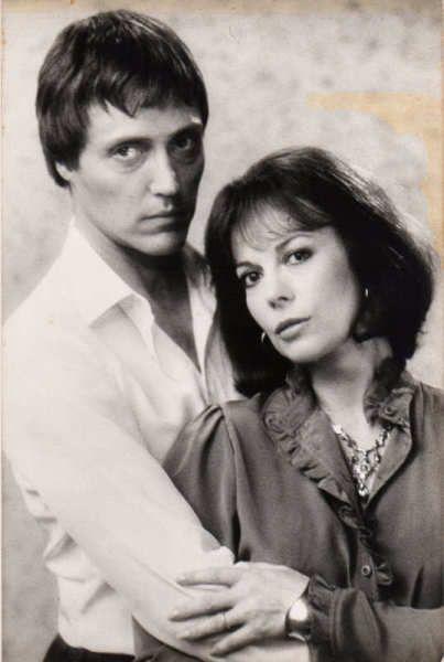 Natalie Wood and Christopher Walken