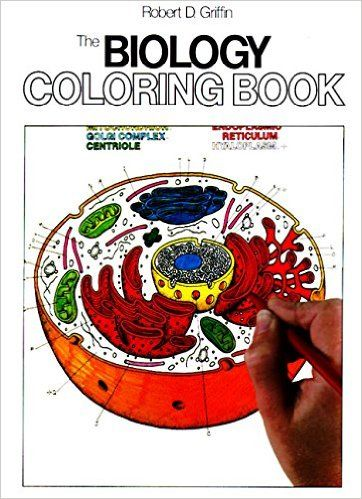 Amazon The Biology Coloring Book 9780064603072 Robert D Griffin