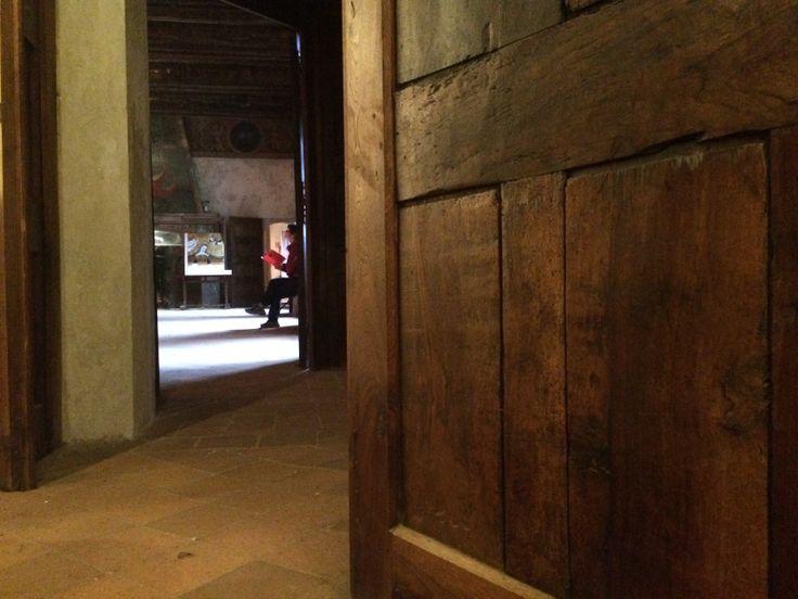 Casa Cavassa, passaggio verso la Sala De Foix.