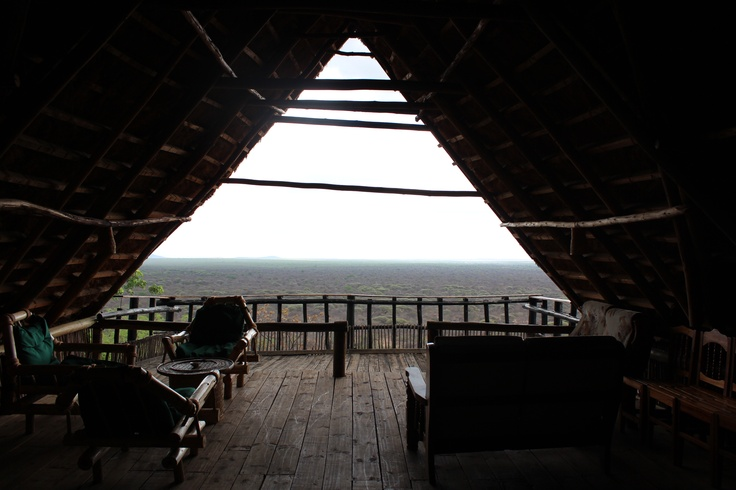 Hill Top Lodge, Ruaha, Iringa.