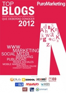 El Top Blogs de Marketing en español 2012 que deberías conocer