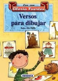 Versos para dibujar - Gloria Fuertes