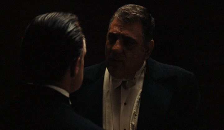 The Godfather: (1972) Mario Puzo, Directed by Francis Ford Coppola, Luca Brasi , Lenny Montana