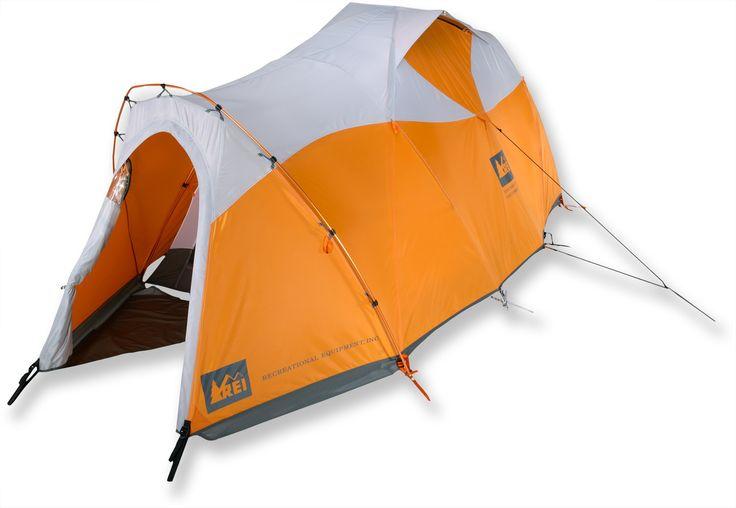 REI Mountain 2 person Tent... four season camping.... so tempting