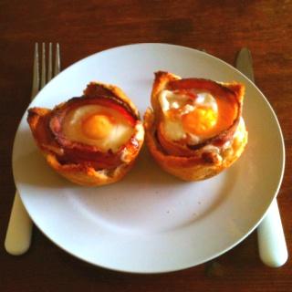 Breakfast in a 'cup'