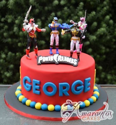 Best 25+ Power Ranger Cake ideas