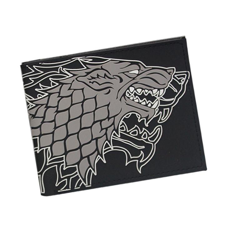 Game of Thrones Wallet //Price: $9.95 & FREE Shipping //     #thatsthespirit #TBRs #GoT