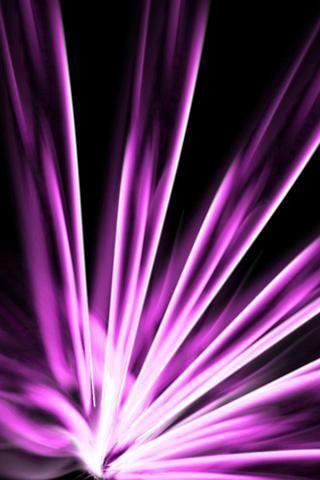 Purple light iphone wallpaper