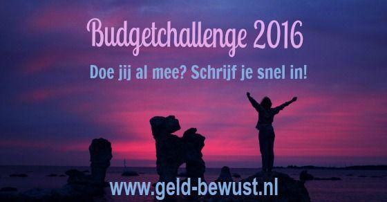 December is duur. Daarom organiseert Geld-bewust in januari de Budgetchallenge. Deelnemers gaan de uitdaging aan rond te komen van een beperkt budget.