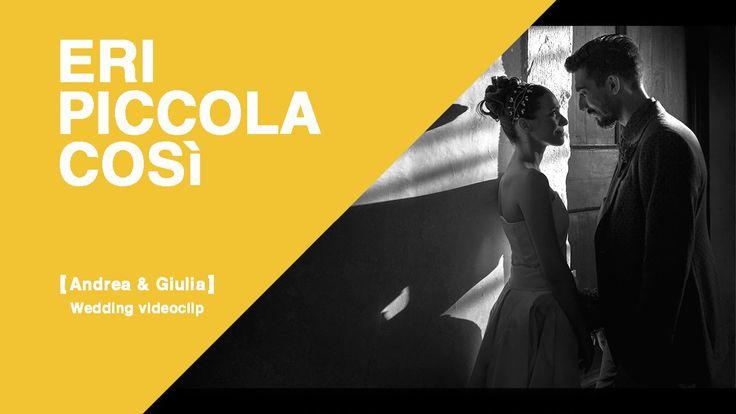 Video di Matrimonio Andrea e Giulia [ Eri piccola così ] Studio Fotografico Righi present: THE FUNNIEST WEDDING MOVIE EVER  ► Subscribe at youtube channel https://www.youtube.com/FotoRighi/ ► visit our website http://www.studiofotograficorighi.it