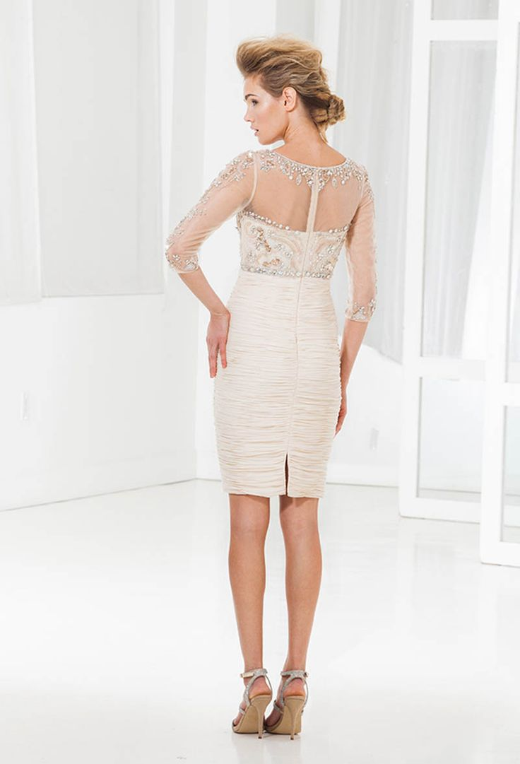 25  best ideas about Cream short dresses on Pinterest | Short ...