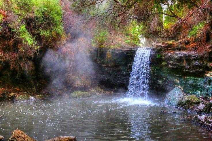 Secret Hot Pool - Rotorua