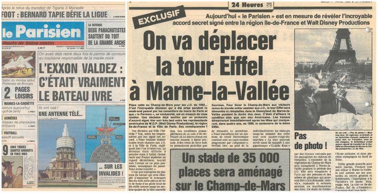 1er avril : quand les poissons du «Parisien» vous ont piégé