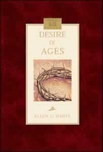 "The Desire of Ages E.G White - One of the ""Essentials"" on the life of Christ. Scripture references throughout. This book, next to the Bible, will radically change your life.<3"