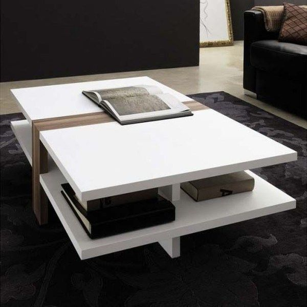 50 Popular Modern Coffee Table Ideas For Living Room Sweetyhomee Coffee Table Living Room Coffee Table Contemporary Coffee Table Design
