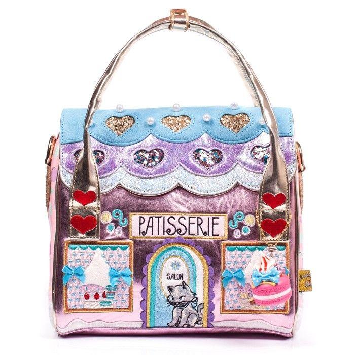 Le Cafe Du Chat Handbag 99 A W2018 Fringe Crossbody Bag
